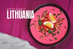 Food in Lithuania: 20 Traditional Dishes to Look Out For