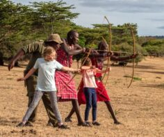Top tips for your family safari holiday in Africa