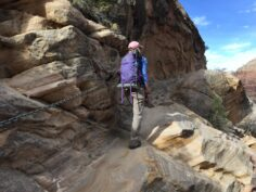 Hiking in Zion National Park: Best Fall Hikes